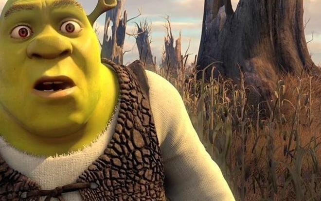 Shrek e Fiona têm que assumir responsabilidades de soberanos de Tão Tão Distante no novo filme da série.   Fotos: Divulgação