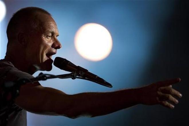 Sting: sem dom para as rimas | Arquivo Gazeta do Povo