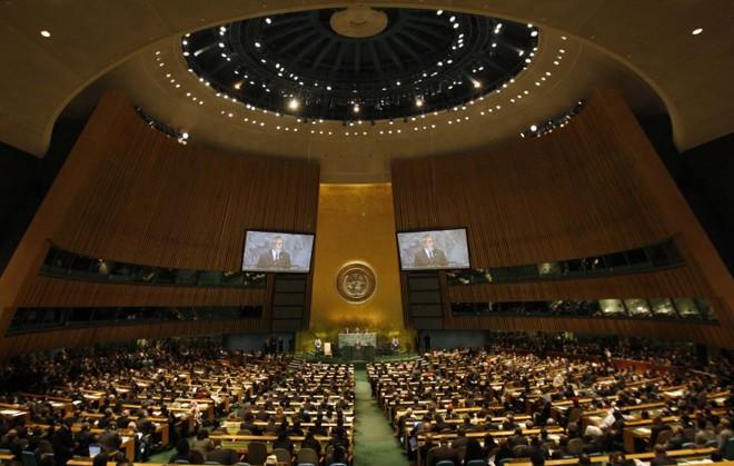 Lula discursa na Assembléia Geral da ONU | Mike Segar