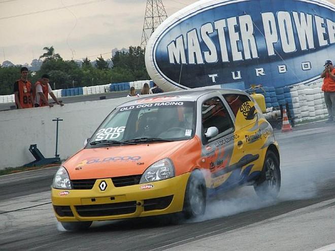 A Etapa Renault equivale à 7ª Etapa do Paranaense de Arrancada | Divulgação
