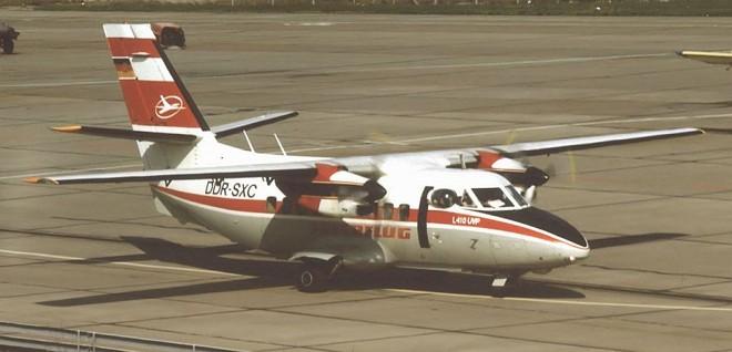 Companhia de Cascavel vai estrear com aeronave L410, para 19 passageiros. | Divulgação