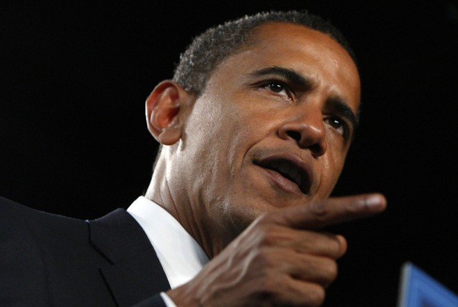 Obama discursa em Ohio   Reuters