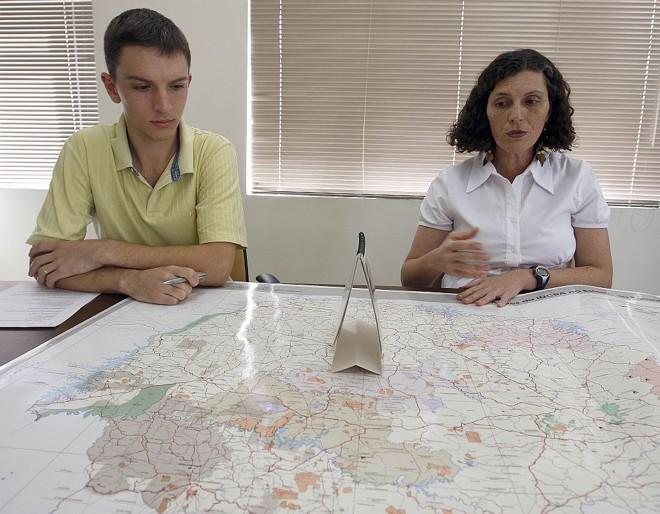 Raul Bergold e Cláudia Sonda: preocupação ambiental só surgiu em 2003 | Valterci Santos/Gazeta do Povo