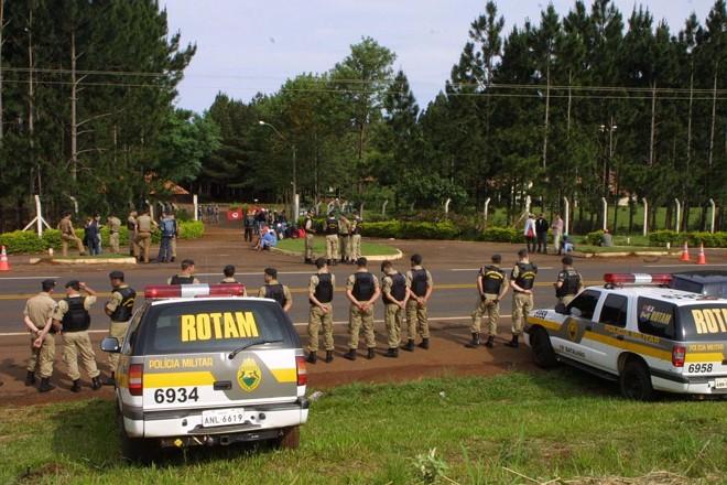 O conflito de outubro de 2007 deixou dois mortos e nove feridos | Alexandre Espínola