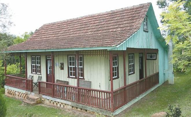 Casa de uma família do Volga pode ser única no país: original e bem conservada |