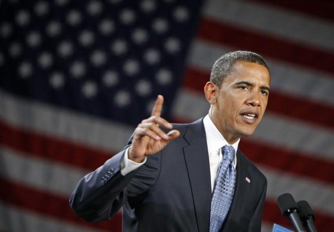 Barack Obama leva vantagem sobre John McCain em Estados considerados decisivos nas pesquisas de intenção de voto | Jim Young / Reuters