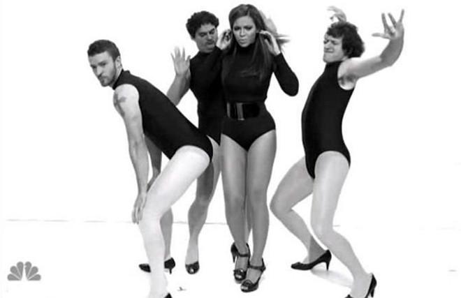 Snl Timberlake Beyonce