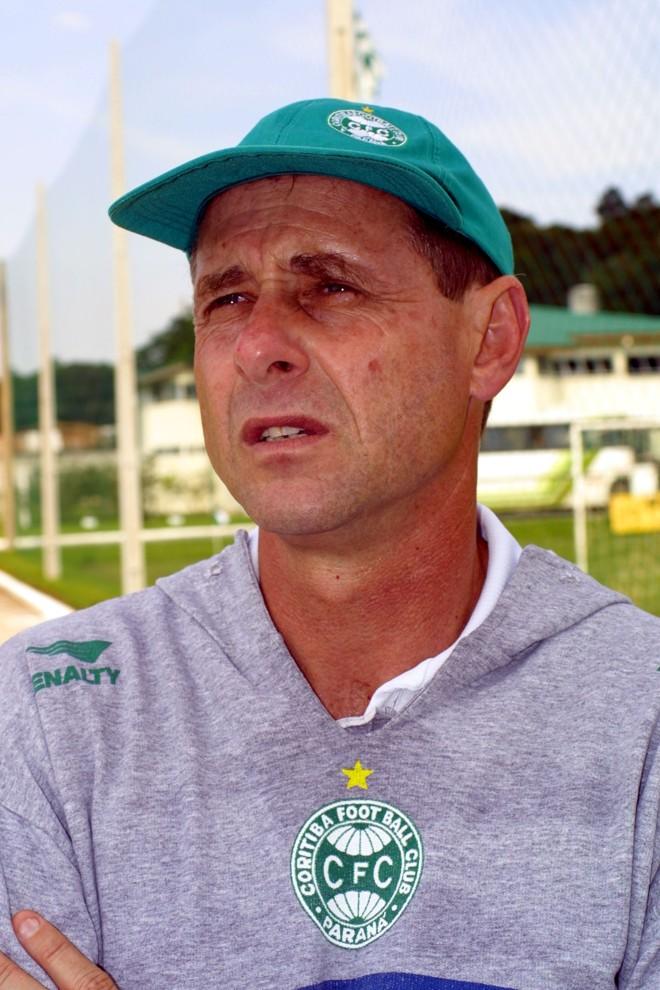 Ivo Wortmann conseguiu a liberação do Juventude e assume o Coxa em 2009 | Antônio Costa / Gazeta do Povo