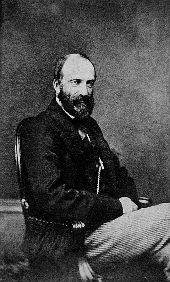 Dom Pedro II: aprendendo boas maneiras com a amante. | Fotos:  Divulgação
