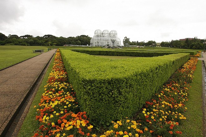 Jardim Botânico : O parque foi adotado pelo O Boticário no dia 14 deste mês. | Daniel Derevecki/Gazeta do Povo