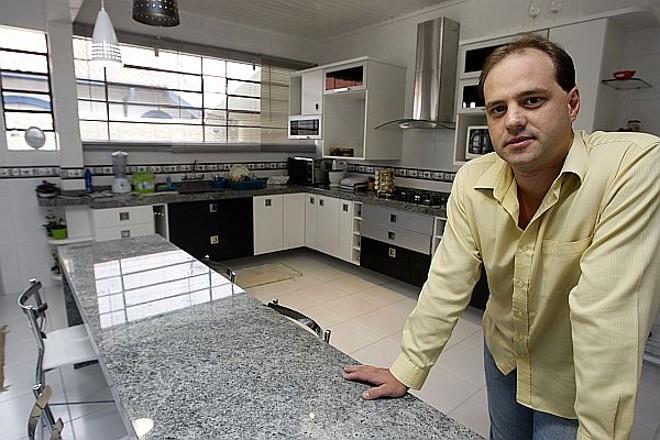 Janerson Ferreira: o consórcio é uma forma bem disciplinada  de investir.   Priscila Forone/Gazeta do Povo