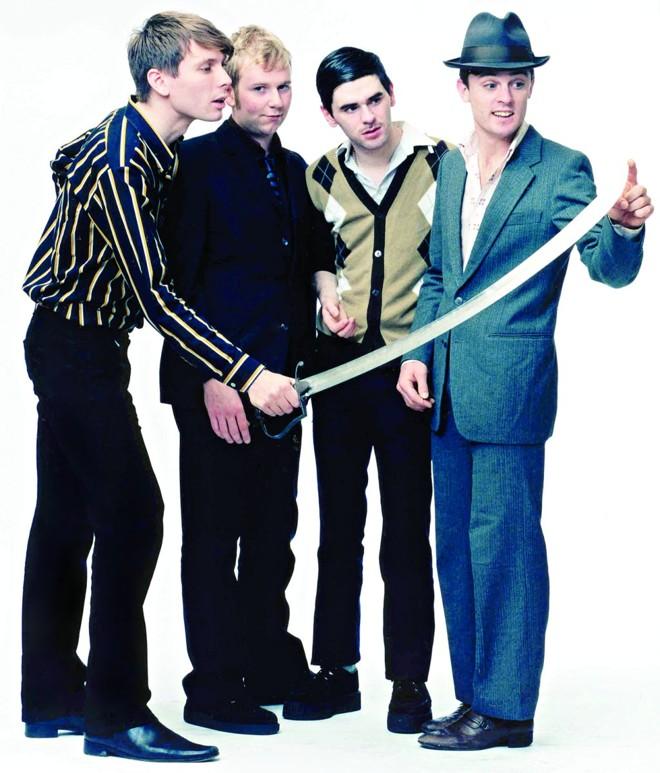 Franz Ferdinand: quarteto caminha ainda mais em direção às pistas em seu terceiro disco | Divulgação