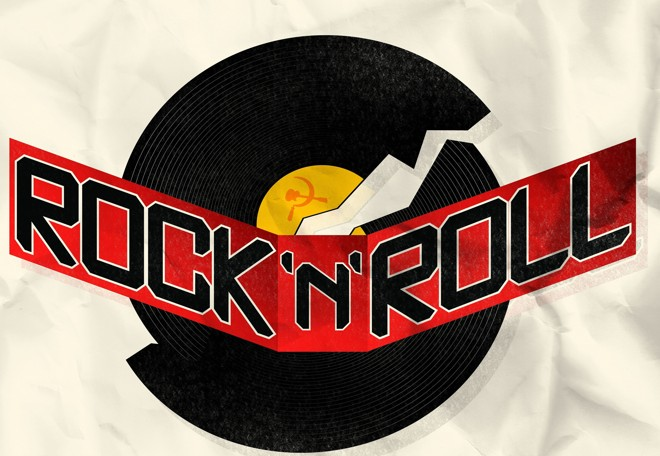 Cartaz de Rock n roll, montagem de um texto premiado de Tom Stoppard | Divulgação