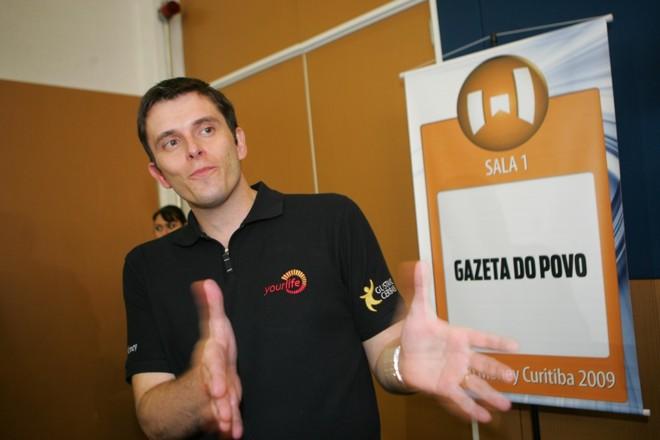 O consultor Gustavo Cerbasi | Ivonaldo Alexandre/Gazeta do Povo