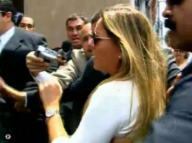 Empresária Eliana Tranchesi, dona da loja Daslu, de São Paulo | Reprodução TV Globo