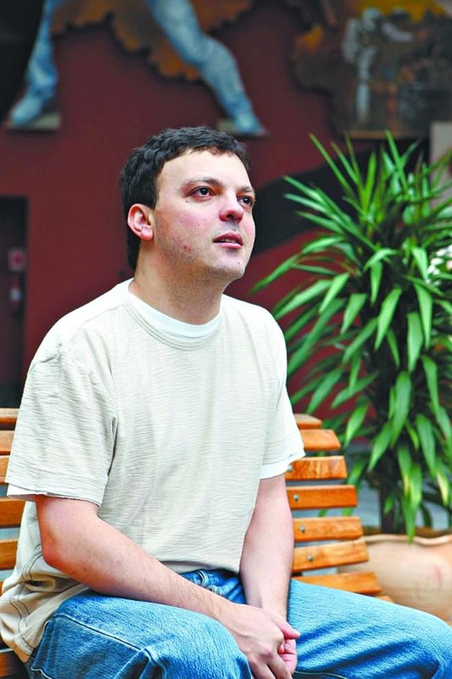 Leandro Knopfholz: Festival se foca em atrair público que não costuma ir ao teatro | Hedeson Alves/Gazeta do Povo