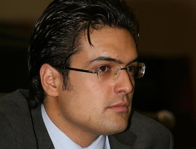 Fernando Ribas Carli Filho (PSB) é filho do prefeito de Guarapuava, Fernando Ribas Carli (PP)   Albari Rosa/Arquivo Gazeta do Povo