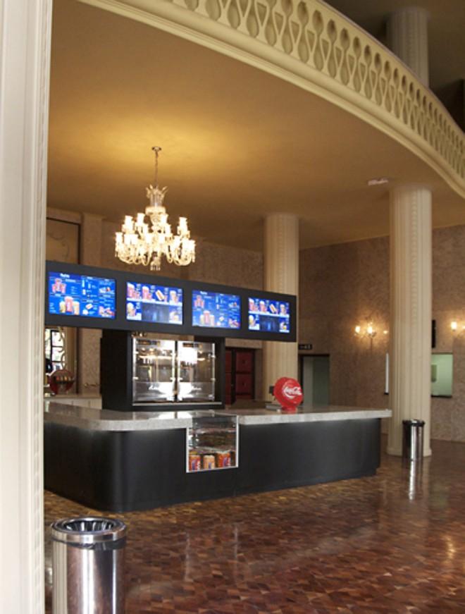 A restauração do cinema custou R$ 8 milhões | Divulgação