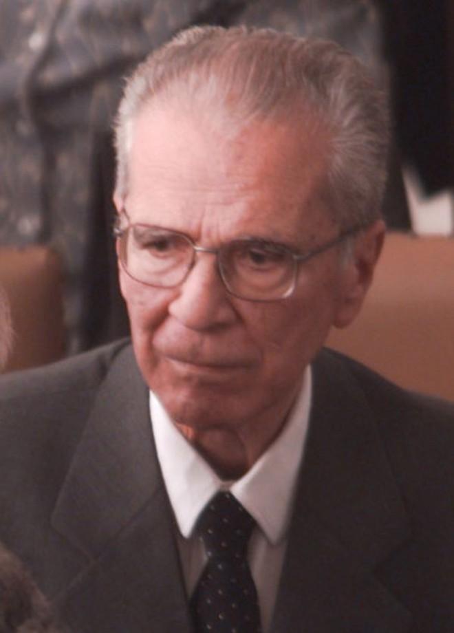 Ney Braga, falecido em 2000 | Antonio Costa/Gazeta do Povo