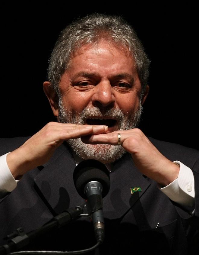 """Lula: """"Eu não votei para eleger Sarney presidente do Senado""""   Paulo Liebert/AE"""