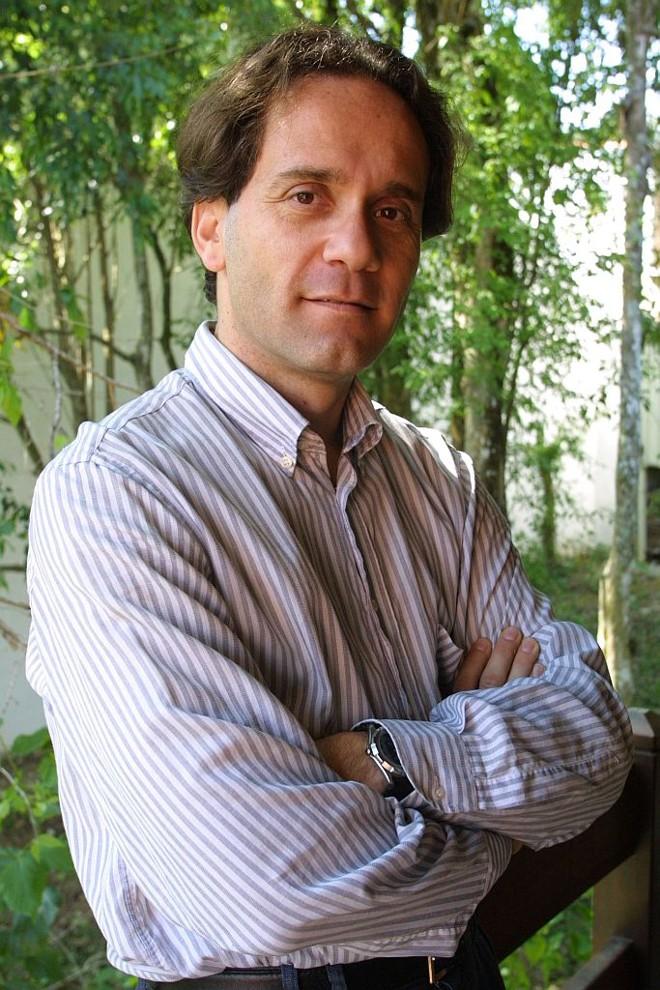 Dennison de Oliveira: historiador é contra a proibição do revisionismo   Katie Müller/Arquivo Gazeta do Povo