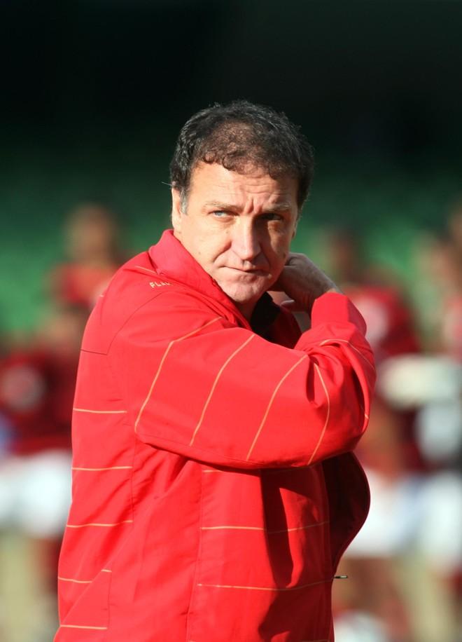 Cuca não aceitou convite do Atlético e Sérgio Guedes passa a ser um dos mais cotados a assumir o cargo de treinador | Albari Rosa / Gazeta do Povo