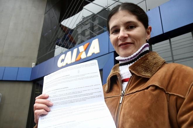 Janaíne não teve prazo de carência para começar a pagar as parcelas | Henry Milléo/Gazeta do Povo