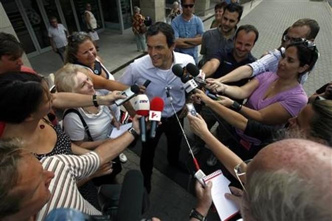 Médico Dino Altmann confirma alta de Felipe Massa para a próxima segunda | Karoly Arvai / Reuters