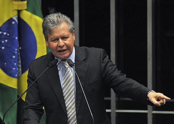 Virgílio: atas fantasmas reforçam a necessidade de afastamento de Sarney | Fábio Rodrigues Pozzebom/ ABr