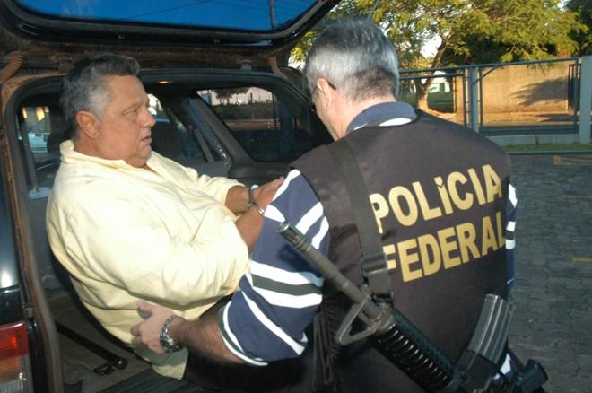 Em 2007 o ex-deputado já havia sido preso por outros crimes   Arquivo/Gazeta do Povo