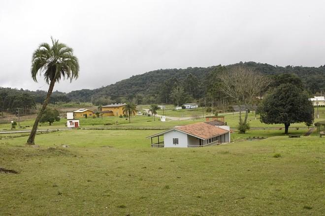 Fazenda Solidariedade: prefeitura alega que distância dificultava visitas de familiares   Aniele Nascimento/Gazeta do Povo