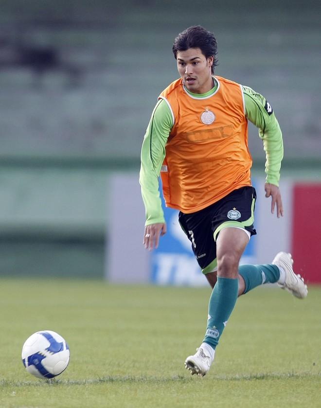Pedro Ken ansioso por voltar ao time no jogo contra o Corinthians | Valterci Santos / Gazeta do Povo