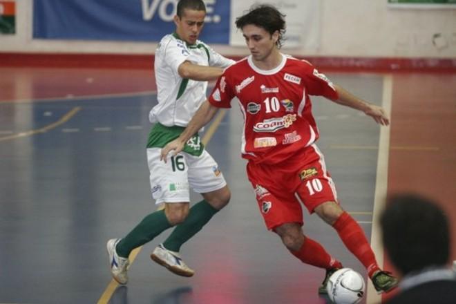 Os times de Maringá e Campo Mourão estão nas duas últimas colocações do grupo B | Ivan Amorin/Pólen Sports