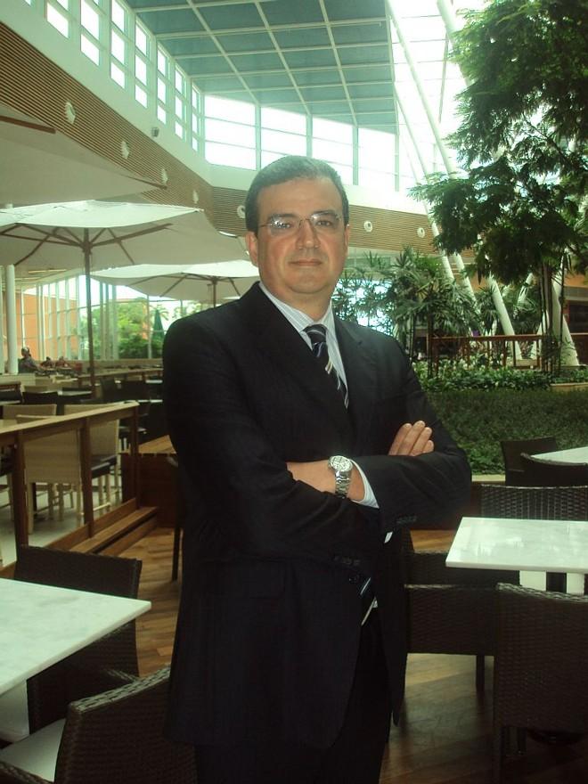 Carvalho Netto, do Catuaí: até 2012, grupo vai inaugurar shoppings em Londrina, Maringá e Cascavel | Divulgação