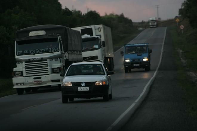 Durante a Operação Páscoa do ano passado, foram registrados 35 acidentes com uma morte na região Noroeste | Arquivo / Agência de Notícias Gazeta do Povo
