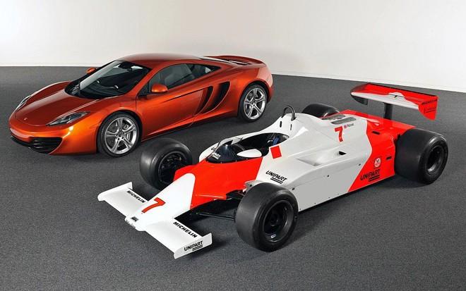 Modelo estará à venda no final de 2011 na Europa pelo equivalente a R$ 340 mil | Divulgação/McLaren