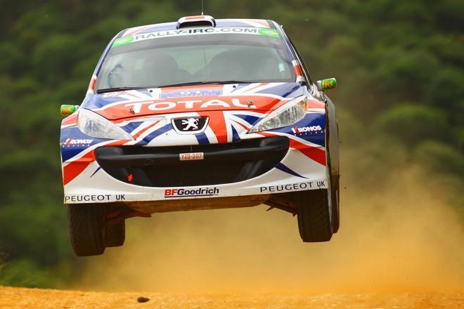 Kris Meeke e Paul Nagle vooam na disputa do Rally Internacional de Curitiba | Divulgação / José Maria Dias