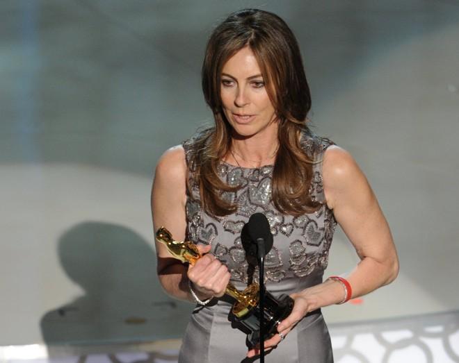 Kathryn Bigelow foi a primeira mulher da história a ganhar o Oscar de melhor direção |