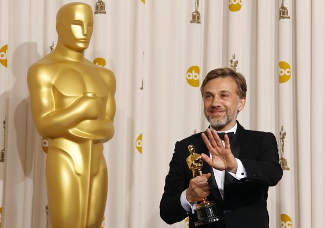 Christoph Waltz conquista Oscar de melhor ator coadjuvante |