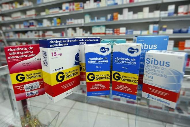 A sibutramina é encontrada pronta, no Brasil, sob a forma do sal cloridrato de sibutramina, nas concentrações de 10 mg e 15 mg | Valterci Santos/Gazeta do Povo