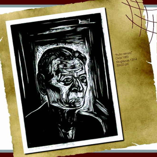 Goeldi – Luz Noturna: exposição itinerante reúne 60 obras em xilogravura e apresenta o lado humano do artista | Imagens: Reprodução