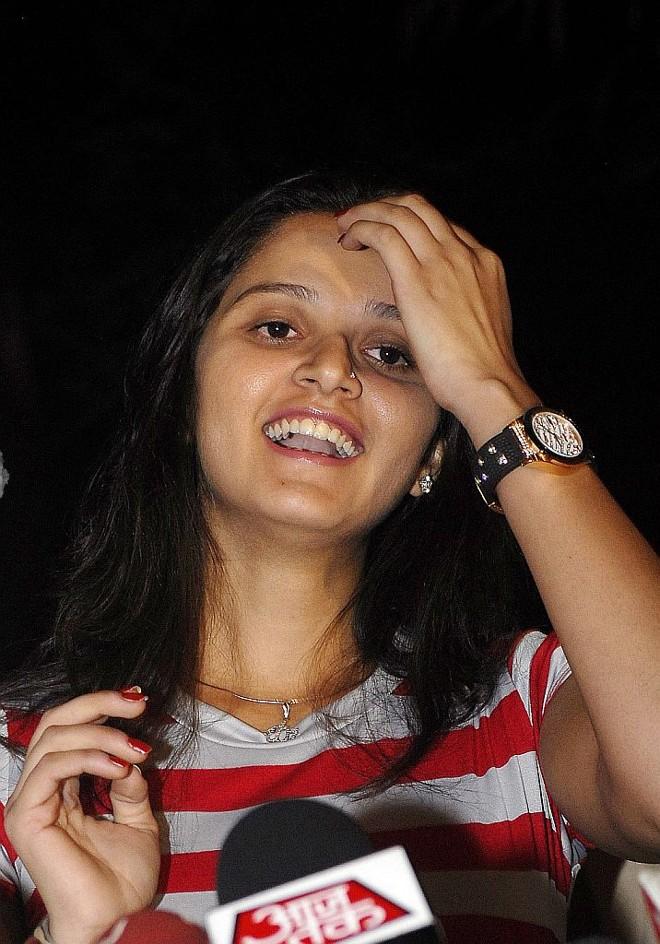 Sania Mirza desafia a tradição | Krishnendu Halder/Reuters