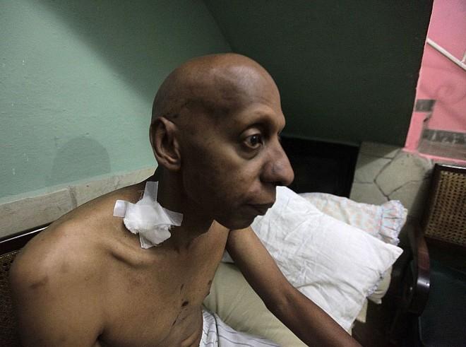 Saúde do dissidente cubano Guillermo Fariñas está debilitada   Reuters