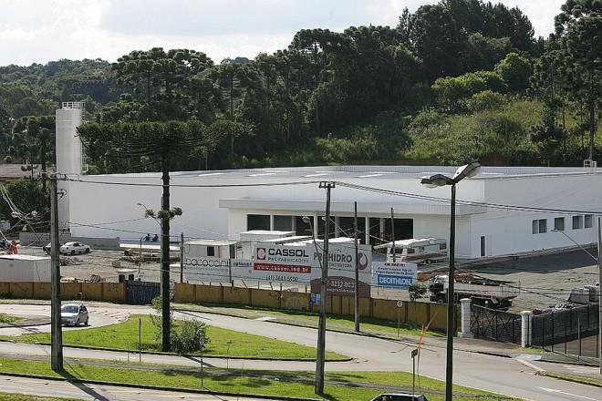 60f5ff3cd Obras na Decathlon Curitiba  rede pretende abrir 10 lojas na Região Sul até  2015