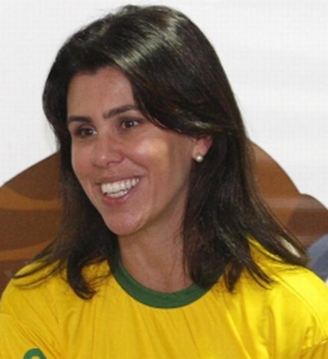 Cris Duclos, diretora de imagem e comunicação da Vivo   Divulgação
