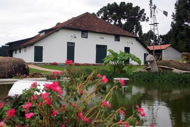 Parque Histórico de Carambeí é um dos recantos de preservação da história das tradições holandesas na cidade | Henry Milleo/Gazeta do Povo