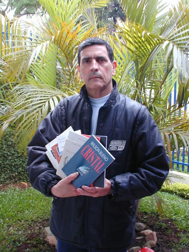 Wilson Bueno era considerado um dos importantes escritores brasileiros contemporâneos   Arquivo/Agência de Gazeta do Povo