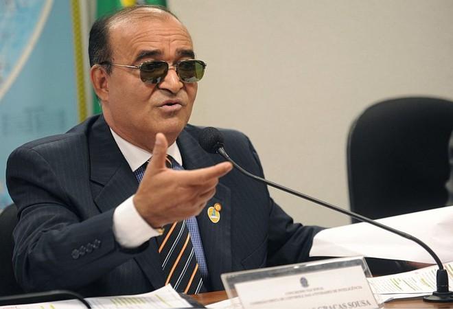 O ex-delegado da PF Onézimo Sousa confirmou ter sido procurado por pessoas, segundo ele, ligadas ao PT. A proposta seria montar um dossiê contra José Serra | Wilson Dias/ABr