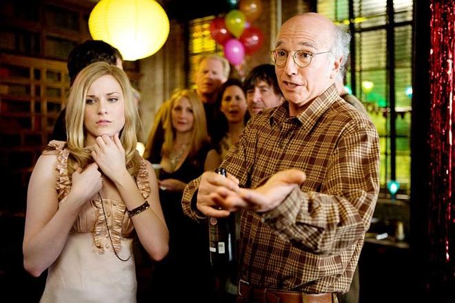 Larry David interpreta o alter ego de Woody Allen no novo filme | Divulgação