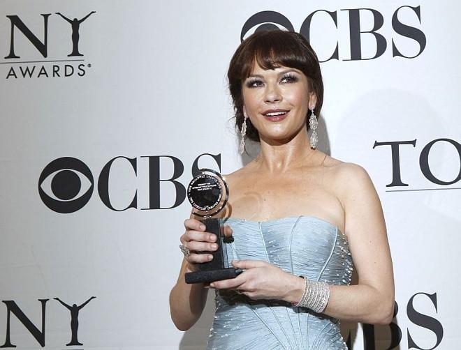 Catherine Zeta-Jones | Lucas Jackson/Reuters